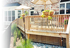 West County Gardens Can Enhance Your Outdoor Living Space To Create A  Private Oasis By Adding A Pergola For A Little Shade, A Fence For Privacy,  ...